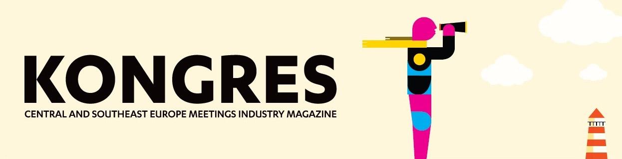 Kongres Magazine Logo & Header Image